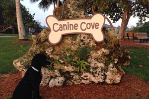Canine Cove, Marco Island dog parks, dog parks near Marco Island, Florida, dog beaches near Naples and Marco Island