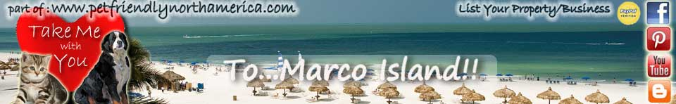 pet friendly marco island